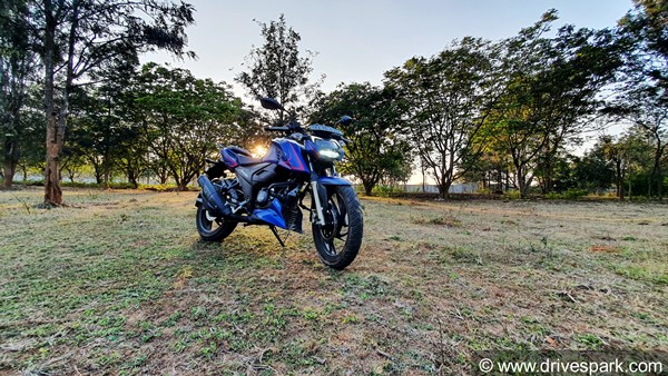 2021 TVS Apache RTR 200 4V With Riding Modes Review: Riding Impressions, Performance, Handling, Specs, Features & Other Details