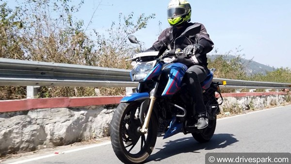 2021 TVS Apache RTR 200 4V BS6 With Riding Modes Review: What's So Different?