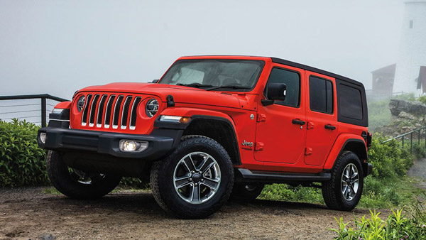 New 'Made-In-India' Jeep Wrangler Launched At Rs 53.90 Lakh: Specs, Features, Updates & Other Details