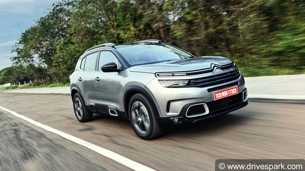 Citroen C5 Aircross India Launch Date Officially Revealed: Pre-Bookings, Variants & Other Details