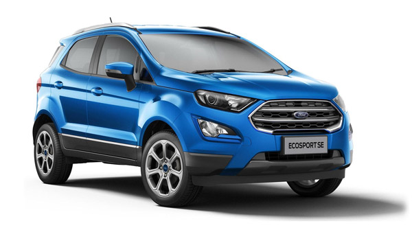 Ford EcoSport SE Variant Launched In India: Prices Start At Rs 10.49 Lakh