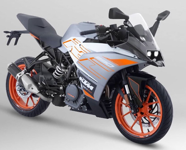 Spy Pics: 2021 KTM RC 390 Spied For The First Time Ahead Of India Launch