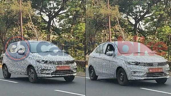 Tata Tiago & Tigor CNG Variants Spotted Testing Once Again Ahead Of Launch: Read More!