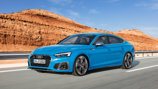 Audi S5 Sportback Launched In India At Rs 79.06 Lakh: Bookings, Variants, Specs, Features & Other Details