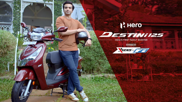 Hero Destini 125 Platinum Launched In India At Rs 72,000: Price, Specs, Features, Changes & Other Details