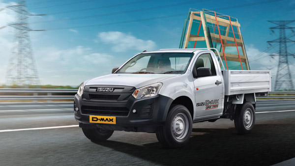 Isuzu D-Max Price Hike: Both D-Max Regular Cab & S-Cab Models To Receive Price Increase Of Rs 1 Lakh