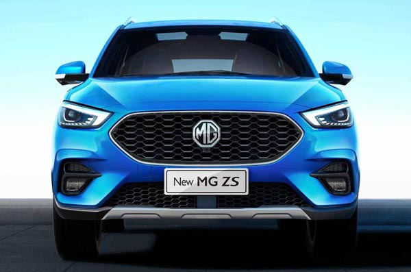 MG ZS Petrol Could Be Called Astor In India: Expected Launch, Specs, Features & Other Details