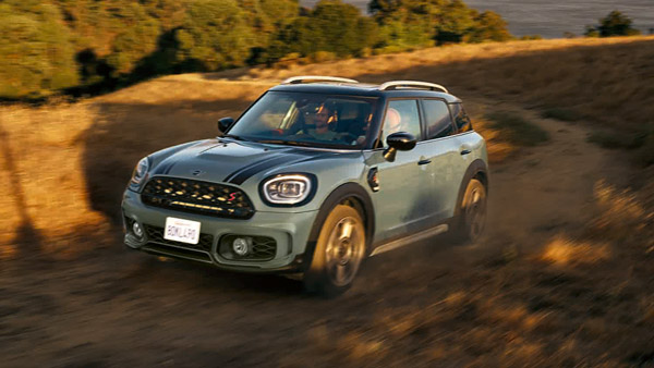 New MINI Countryman launched In India: Prices Start At Rs 39.50 Lakh