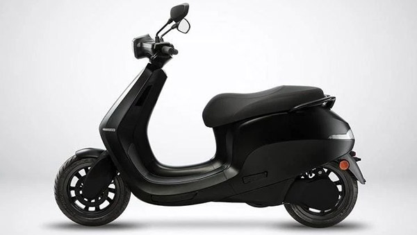 Ola Electric Scooter Official Images Released: India Launch Slated For June 2021