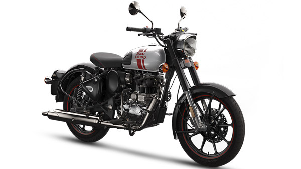 2021 Royal Enfield Classic 350 Spied With Tripper Navigation: Spy Pics & Details