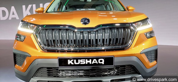 Skoda Kushaq SUV Unveiled Globally In India: Design, Interiors, Features, Specs, Expected Price & Launch Details