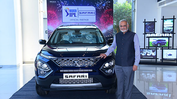 Tata Safari To Be The Official Partner for VIVO IPL 2021: Read More To Find Out!