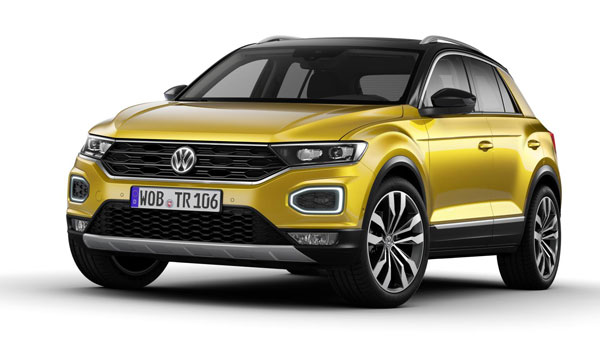 2021 Volkswagen T-Roc To Go On Sale Soon In India: Expected To Get Massive Price Hike