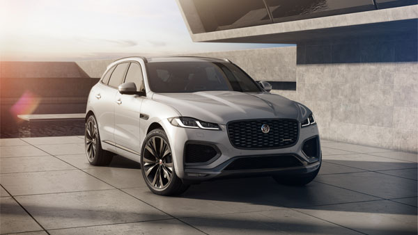 2021 Jaguar F-Pace Bookings Open In India: Deliveries To Commence In May