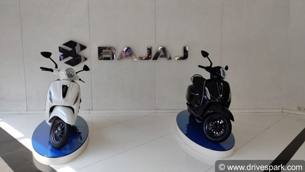 Bajaj Chetak EV Prices Increased: Electric Scooter Bookings Closed Again In India