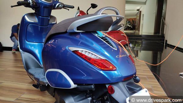 Bajaj Chetak EV Prices Increased: Electric Scooter Bookings Closed Again In India