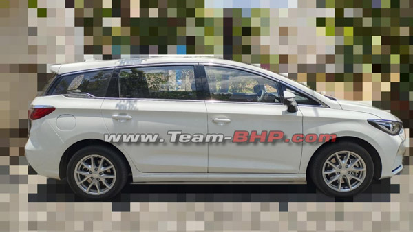 BYD e6 Electric MPV Spotted Testing In Chennai; To Be Launched By The End Of 2021