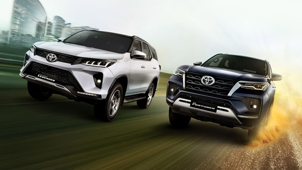 Toyota Fortuner & Toyota Innova Crysta Prices Hiked: Prices Increase By Upto Rs 72,000