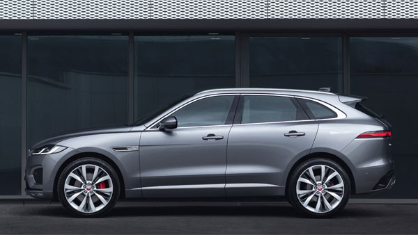 2021 Jaguar F-Pace Bookings Open In India: Deliveries To Start In May