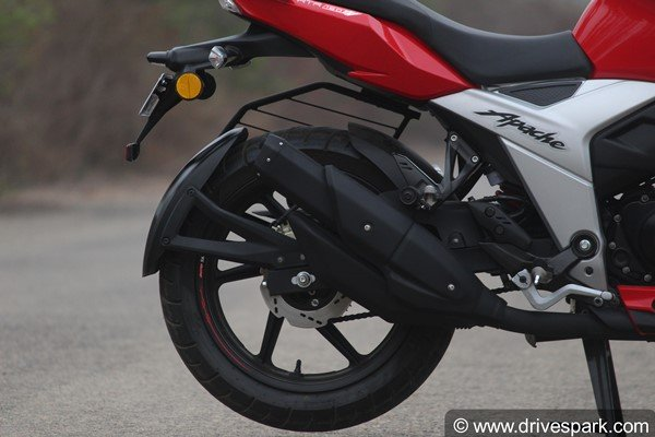 2021 TVS Apache RTR 160 4V Road Test Review: Design, Features, Specs, Performance & Details