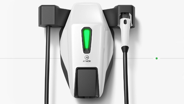 Ather Electric Scooter Deliveries Start In Two New Cities: Ather Grid Charging Stations & Other Details