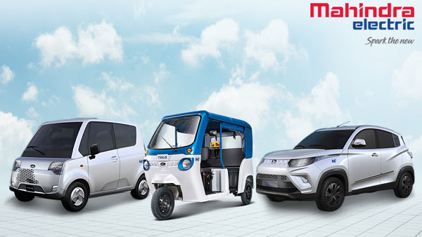 Mahindra Announces Additional Investment Of Rs 3,000 Crore In Its EV Business