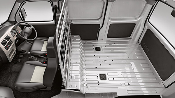 Maruti Suzuki Eeco Cargo Receives New Updates: Reverse Parking Sensor, Safety Feature & Other Details