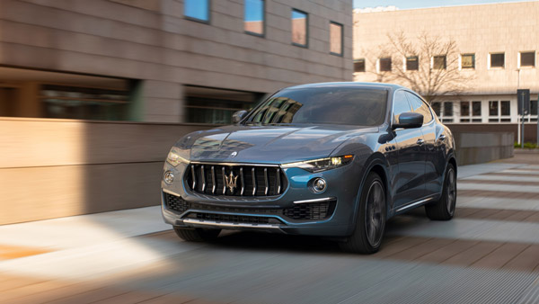 Maserati Levante Hybrid Unveiled Globally: Here Are All Details Of The New Italian SUV