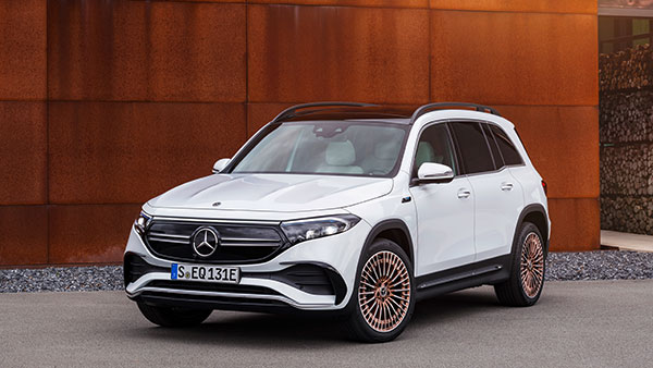 Mercedes-Benz EQB Electric SUV Revealed: Important Addition To Mercedes-Benz's EV Lineup