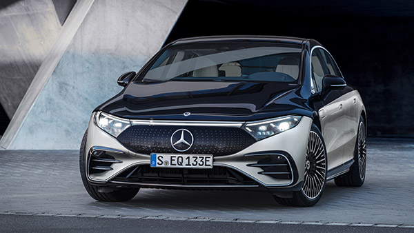 Mercedes-Benz EQS Luxury Electric Vehicle Revealed: The New Standard For Luxurious EVs?