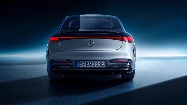 Mercedes-Benz EQS Electric Sedan To Launch In India Soon: Listed On Official Website