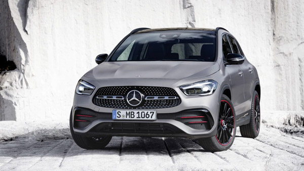 2021 Mercedes-Benz GLA Pre-Bookings Open In India Ahead Of Launch: Here Are All Details