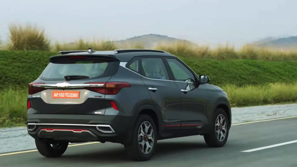 2021 Kia Seltos To Be Launched In May With New Logo & More Features