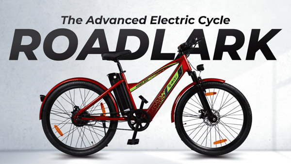Nexzu Roadlark Electric Cycle Launched In India At Rs 42,000: Specs, Range, Features & Other Details