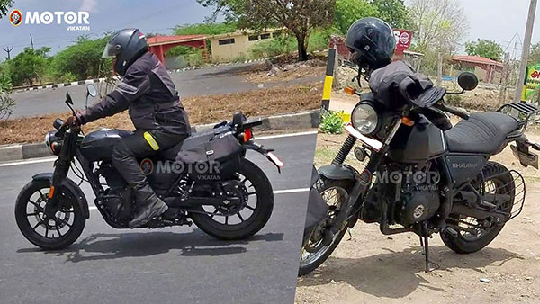 Royal Enfield Hunter Spied Testing Once Again Ahead Of Its Launch: Details & More!