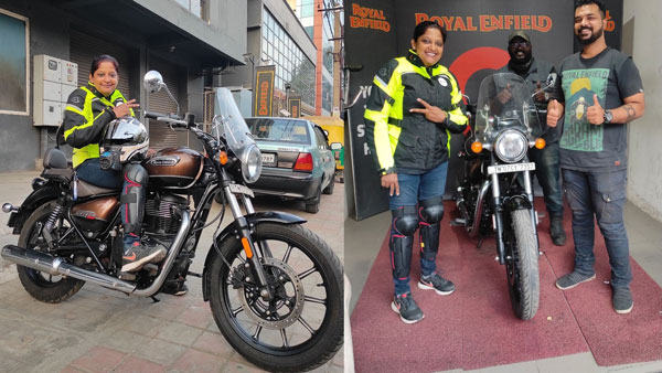 Royal Enfield Supports Silent Expedition Motorcycle Ride For A Cause; Provides Meteor 350 Motorcycles