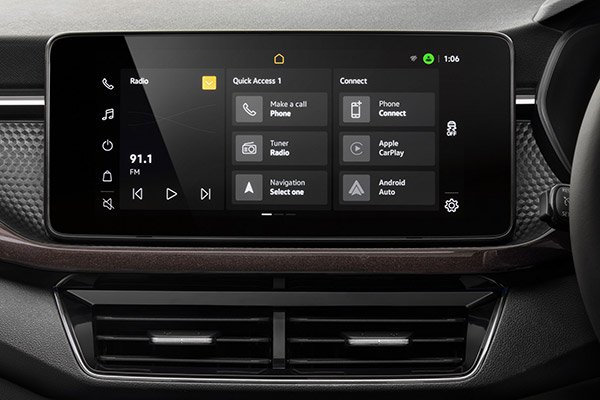 Skoda Kushaq & Volkswagen Taigun To Recieve New Infotainment System: Split-Screen Tech, Screen Size & Other Details