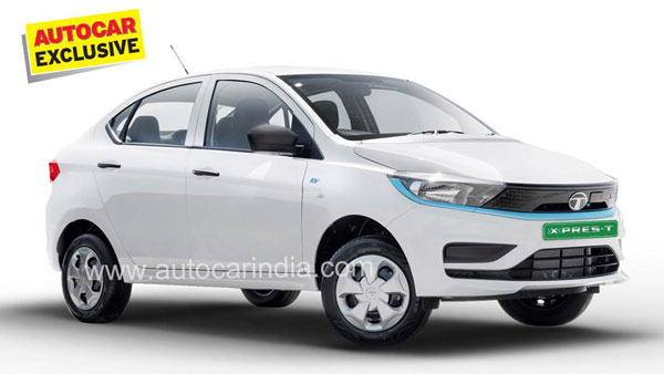 Tata Tigor EV Facelift Receives New Name 'X Pres-T': New Details Revealed Ahead Of Launch