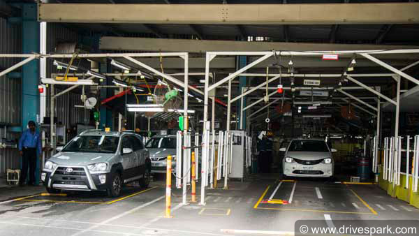 Toyota Announces Temporary Production Halt For Maintenance Work: Here Are All Details