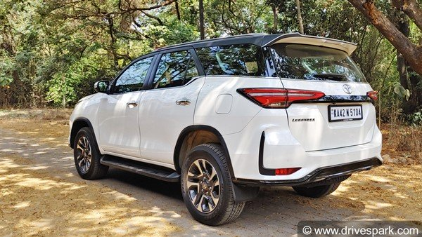 Toyota Fortuner Legender Road Test Review: Most Powerful SUV In Its Segment!