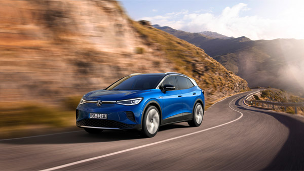 Volkswagen ID.4 Wins World Car Of The Year 2021 Award; Becomes First VW EV To Win Prestigious WCOTY