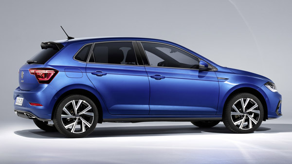 Facelifted 2021 Volkswagen Polo Revealed For International Markets