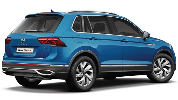 Volkswagen To Launch The Tiguan Facelift In June This Year: Here Are All The Details!