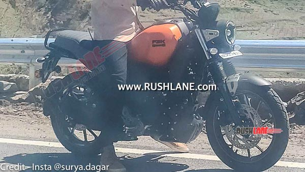 Spy Pics: Yamaha FZ-X Spotted During TVC Shoot Revealing New Features Ahead Of India Launch