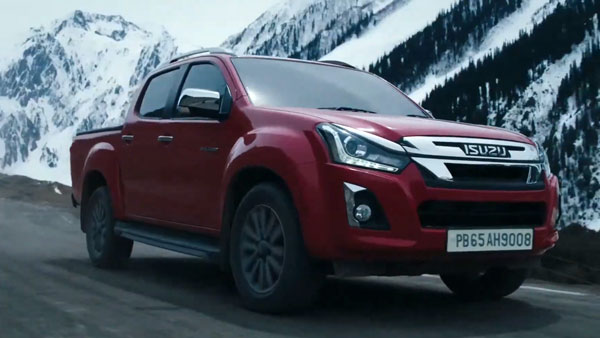 Isuzu D-Max V-Cross & Hi-Lander BS6 Launched In India: Prices Start At Rs 16.98 Lakh