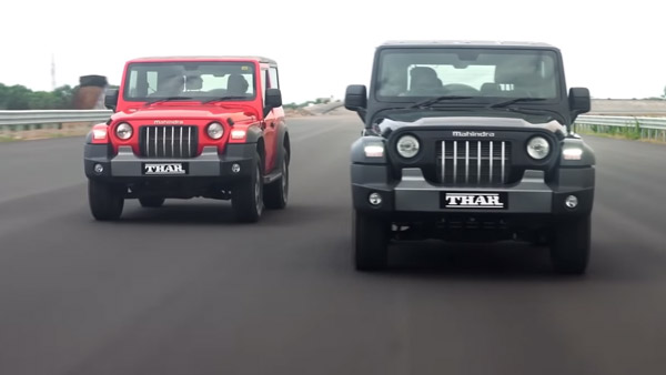 Mahindra Taken To Court By Jeep In Australia Over Thar Launch: Here Are All Details