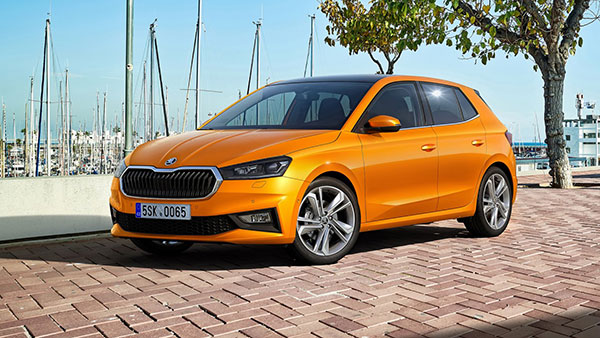 New Skoda Fabia Unveiled: Gets A Fresh Design, New Engine Options & Features