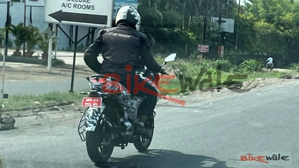 Bajaj Pulsar 250F Spotted Testing For The First Time: Here Are All The Details!