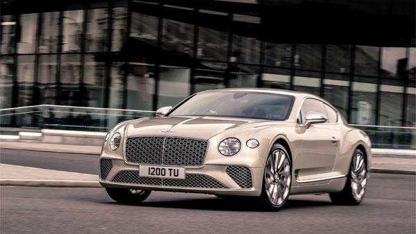 First Electric Bentley To Be Revealed In 2025: Bentley To Become A Luxury EV Manufacturer