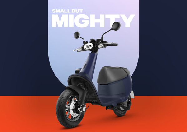 Gogoro Viva Electric Scooter Patented In India: Specs, Range, Features & Other Details